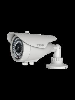 Cámara 4 en 1: señal de vídeo HD con resolución 1080P, conmutable bajo los estándares HD-TVI, AHD, y HD-CVI, así como señal analógica